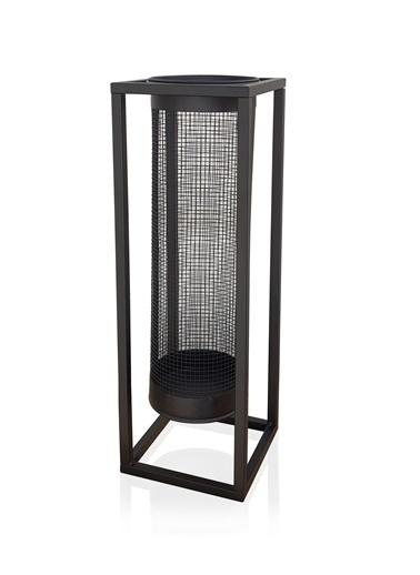 The Mia Fener 50 Cm - Siyah Siyah
